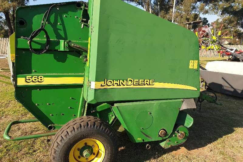 John Deere Balers John Deere Baler Hay and forage