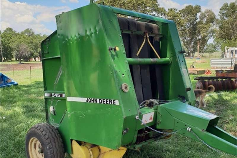 John Deere Hay and forage
