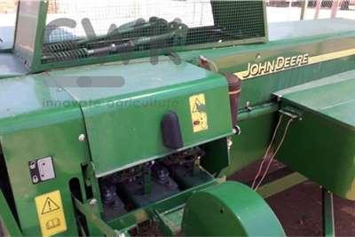 John Deere Square balers John Deere 459 Haymaking and silage