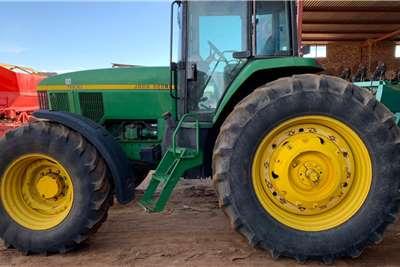 1996 John Deere  John Deere 7800 4x4 118kW