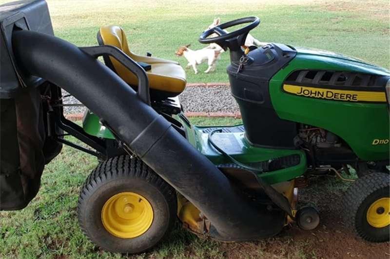 John Deere Lawn equipment