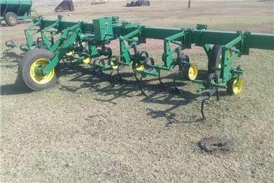 John Deere John Deere 6Ry Skoffel Planting and seeding