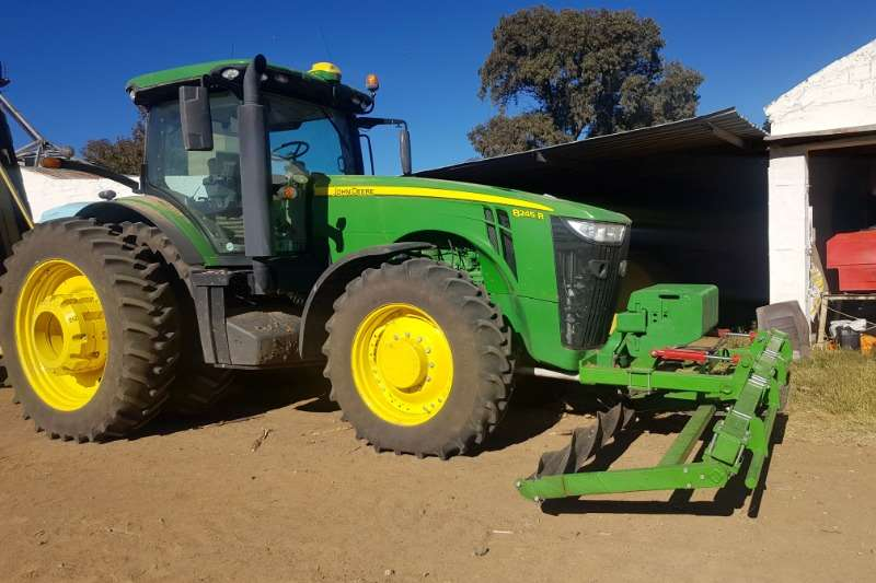 John Deere Planting and Seeding Other Planting and Seeding Stalk Chopper for John Deere 8245 2019