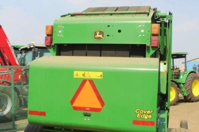 2016 John Deere Round Baler Planting and seeding for sale