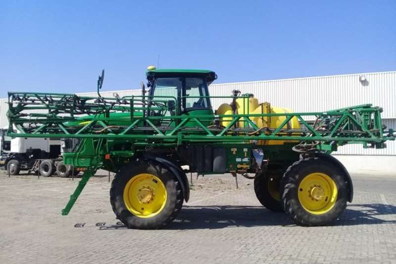 John Deere Sprayers and spraying equipment 4630 2013