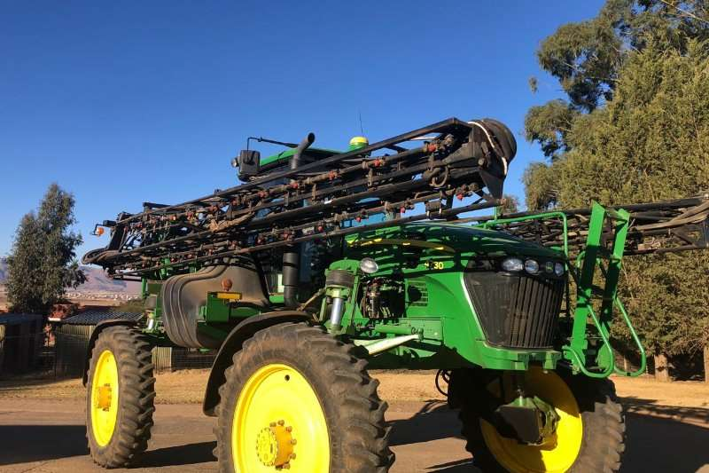 John Deere Sprayers and spraying equipment Boom sprayers John Deere 4730 2014