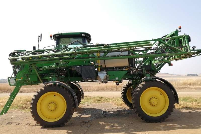 John Deere Sprayers and spraying equipment Boom sprayers John Deere R 4030 2017