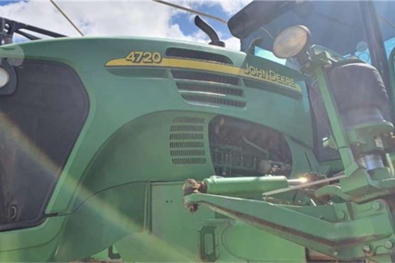 John Deere Spraying equipment 4720 2007