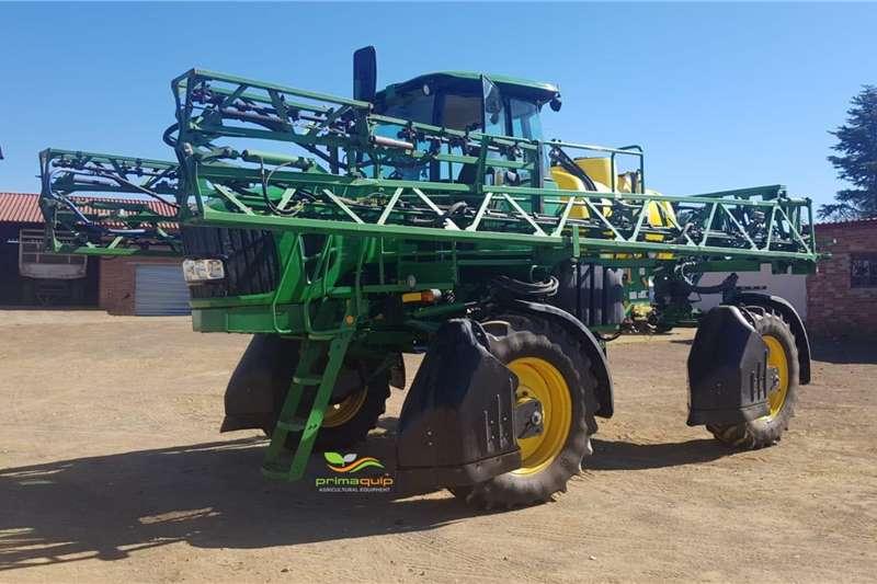 John Deere Spraying equipment Boom sprayers John Deere 4630 W 2011