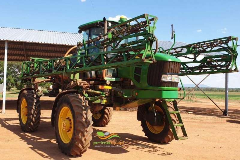 John Deere Spraying equipment Boom sprayers John Deere 4630 W 2015