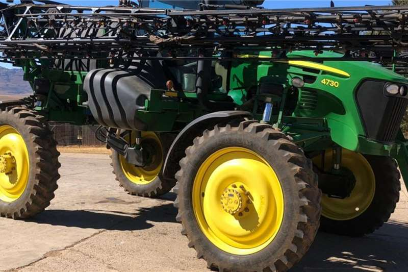 John Deere Spraying Equipment Boom Sprayers John Deere 4730 2013
