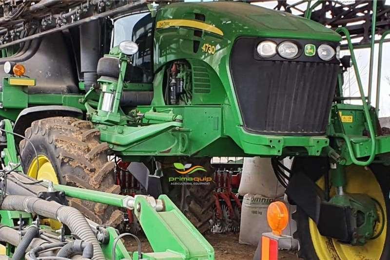 John Deere Spraying equipment Boom sprayers John Deere 4730 2014