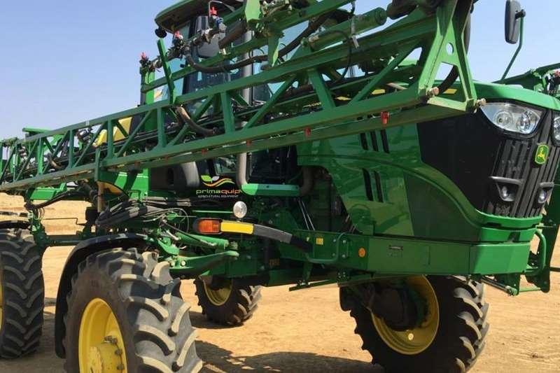 John Deere Spraying equipment Boom sprayers John Deere R 4023 W 2016