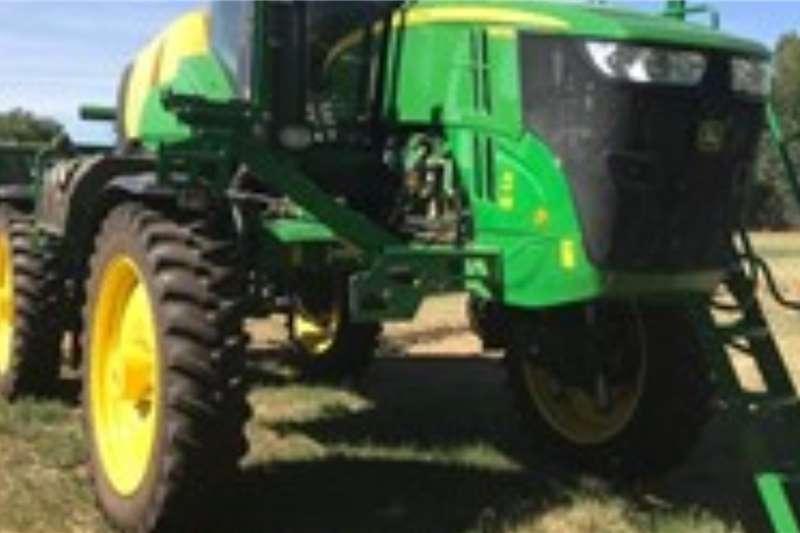 John Deere Spraying equipment Self-Propelled sprayers JOHN DEERE R40301452 Hours 2015