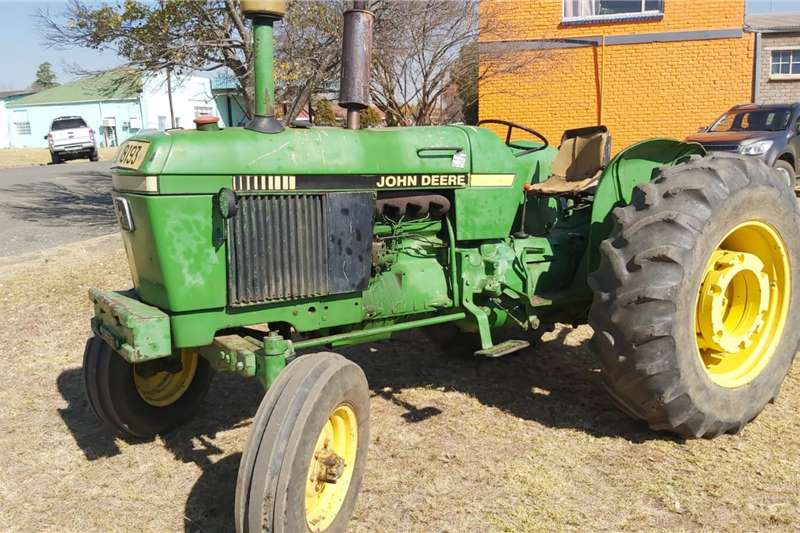 John Deere Tractors 1640 Tractor