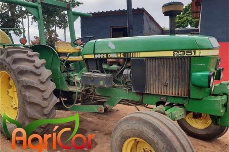 John Deere Tractors 1996