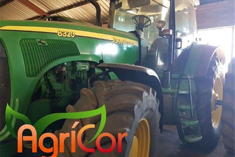 John Deere Tractors 2003