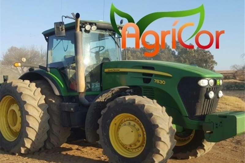 John Deere Tractors 2011