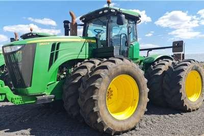 John Deere 2013 John Deere 9560R 420kw SF1 Autotrac Tractors