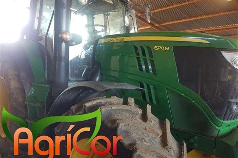John Deere Tractors 2014