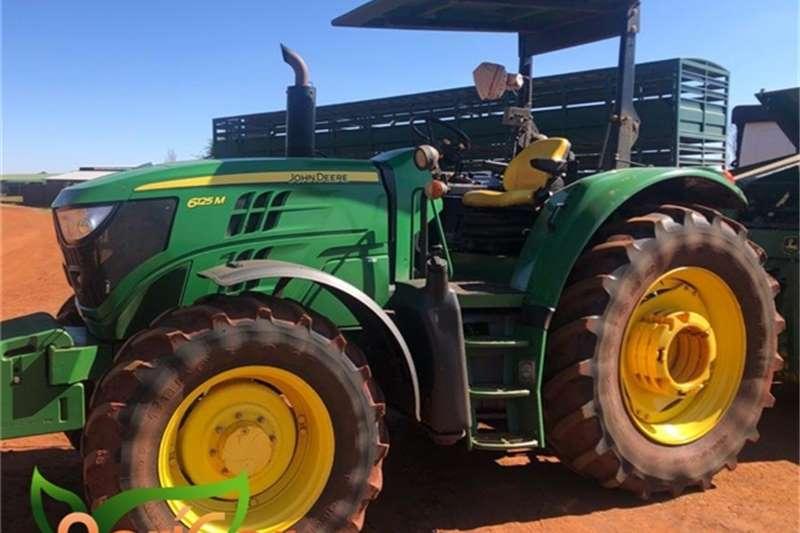 John Deere Tractors 2016