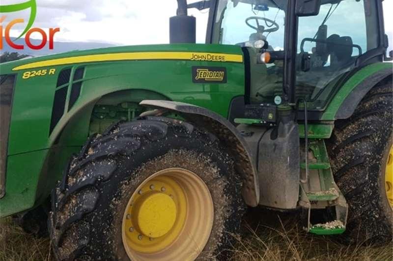 John Deere Tractors 2019