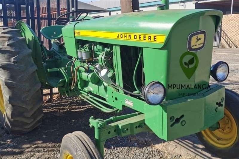 John Deere 2030   68HP/50.7KW   Fully Refurbished Tractors