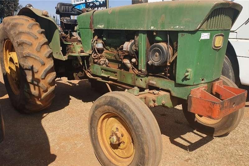 John Deere Tractors 21-30
