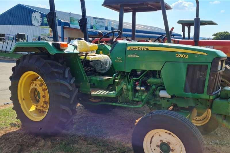John Deere 2WD tractors 5303 2WD Tractors