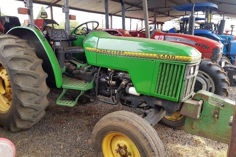 John Deere 2WD tractors 5400 Tractors