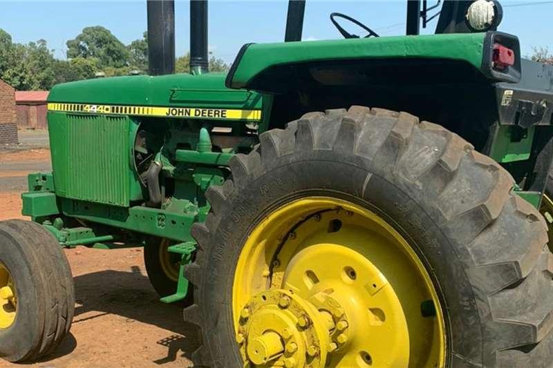 John Deere Tractors 2WD Tractors John Deere 4440
