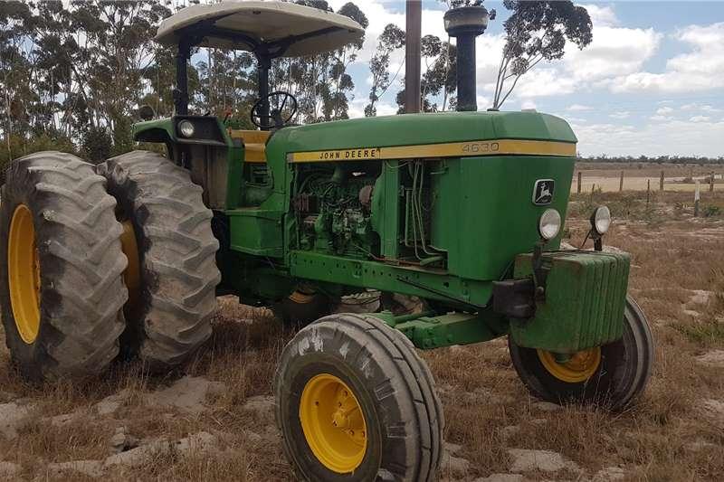 John Deere Tractors 2WD tractors John Deere 4630