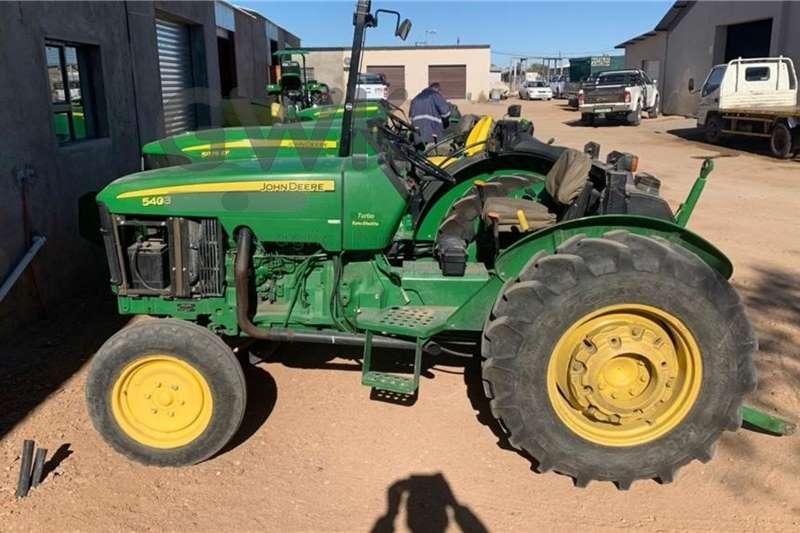 John Deere 2WD tractors John Deere 5403 Tractors