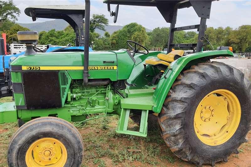 John Deere 2WD tractors John Deere 5715 2wd Tractors