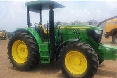 John Deere 2WD tractors John Deere 6125M Tractors