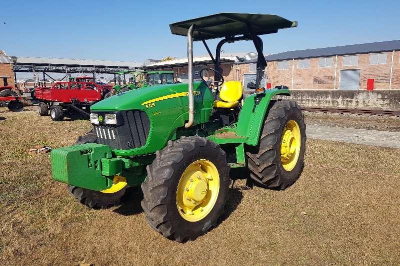 John Deere Tractors 4WD tractors 5725 2013