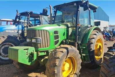 John Deere 4WD tractors 6130D CAB Tractors
