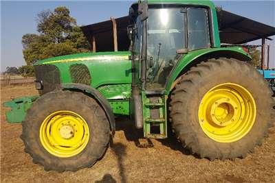 John Deere 4WD tractors 6620 CAB Tractors