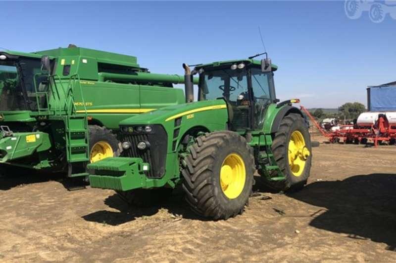 John Deere Tractors 4WD tractors 8530 2008