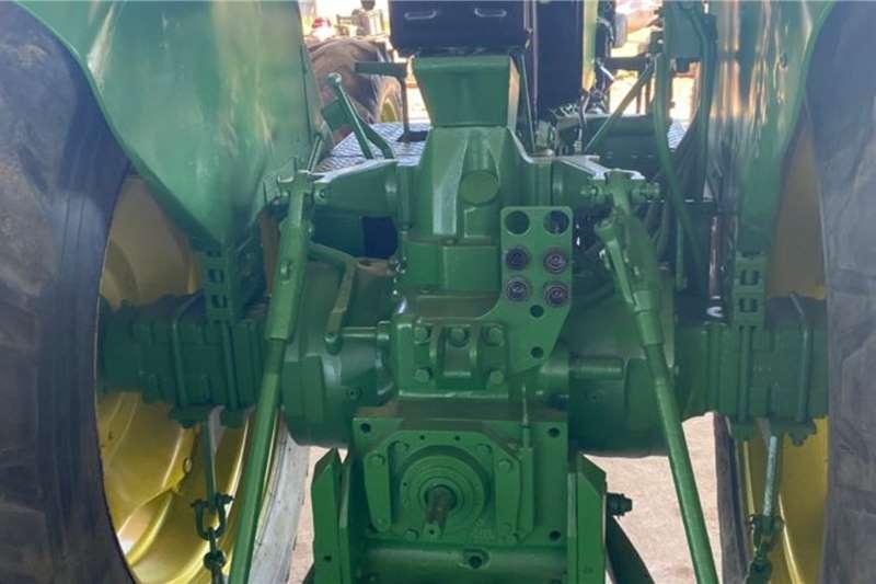 John Deere 4WD tractors John Deere 3350 Tractors