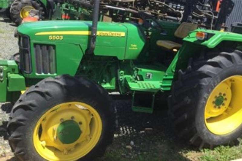 John Deere Tractors 4WD tractors JOHN DEERE 55031549 Hours 2013