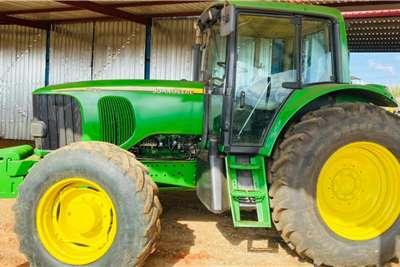 John Deere 4WD tractors John Deere 6620 Cab Tractors