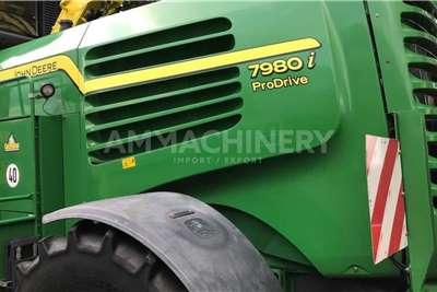 John Deere 4WD tractors John Deere 7980i Tractors