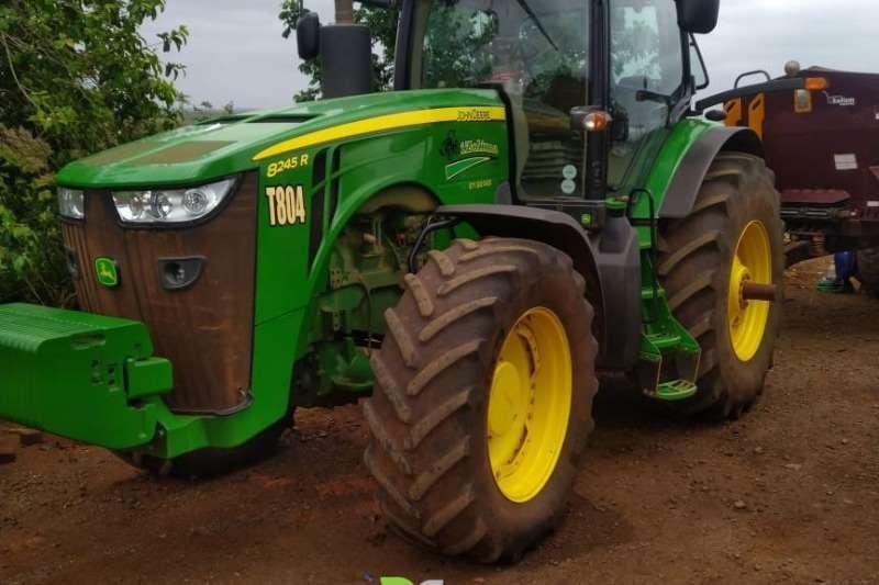John Deere Tractors 4WD tractors John Deere 8245 R RTK 2015