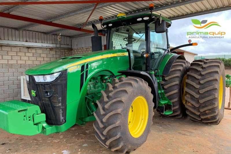 John Deere Tractors 4WD tractors John Deere 8295 R 2018