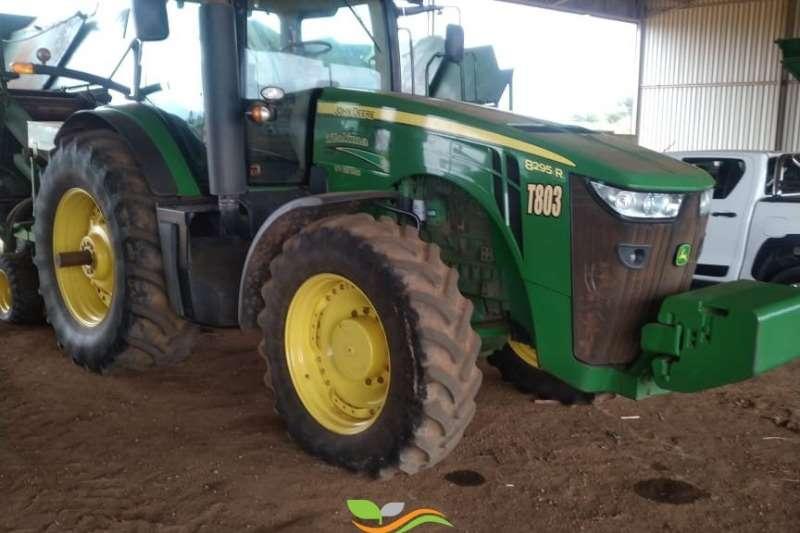 John Deere Tractors 4WD tractors John Deere 8295 R RTK 2015