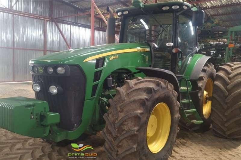 John Deere Tractors 4WD Tractors John Deere 8345 R 2011