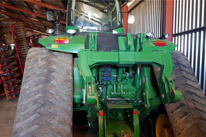 John Deere 4WD tractors John Deere 9570 RX Tractors