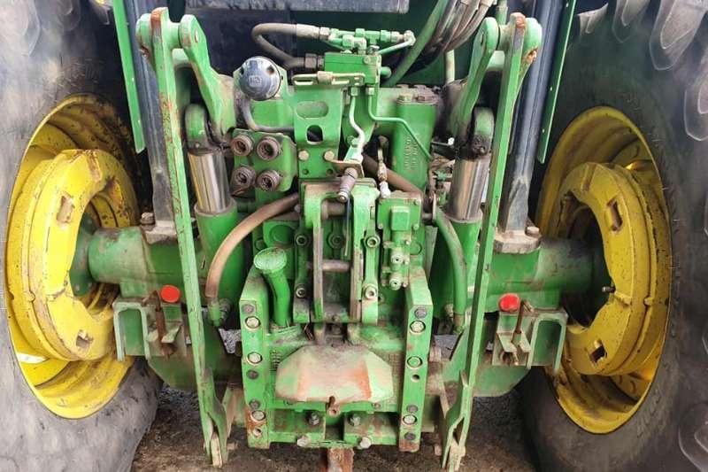 John Deere Tractors 4WD tractors John Deere Gearbox & transmission 4x2
