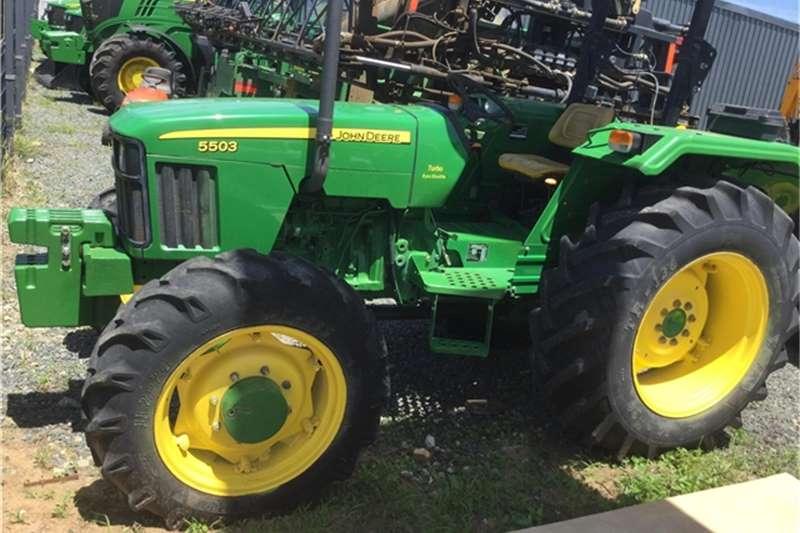 John Deere Tractors 5503 2013 JOHN DEERE 5503 501294 2013